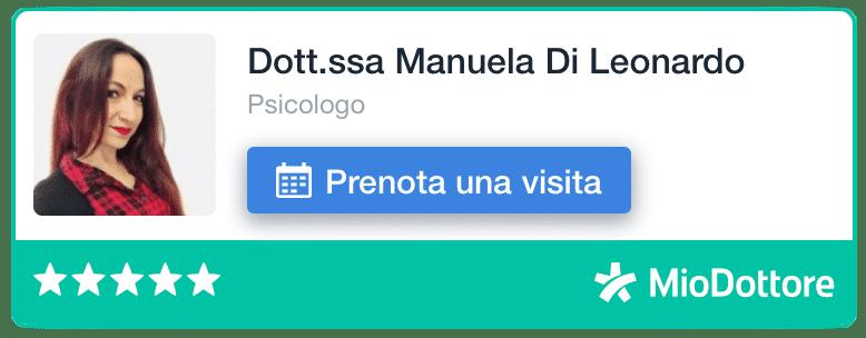 psicologa a palermo Dott.ssa Manuela Di Leonardo