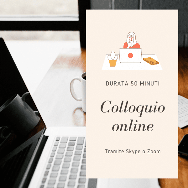 colloquio psicologa online