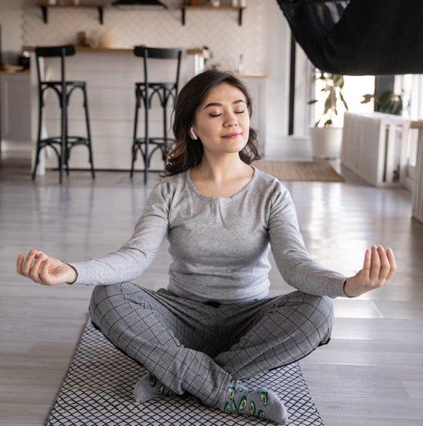 Meditazione Guidata con la Dott.ssa Di Leonardo